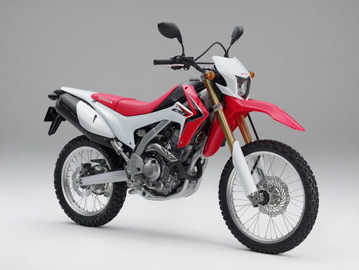 Honda Crf 250l Atv Moto Rent